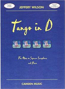 Wilson, Jeffery: Tango in D for Oboe  & Piano