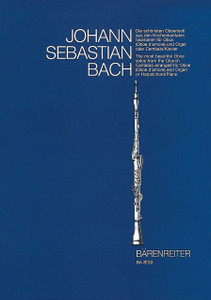 Johann Sebastian Bach: The Most Beautiful Oboe Solos from the Church Cantatas