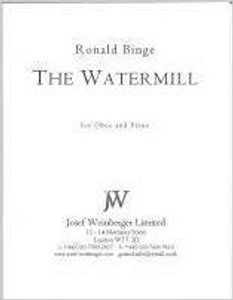 Binge, Ronald: The Watermill for oboe