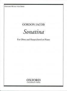 Gordon Jacob: Oboe Sonatina
