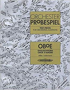 Various: Test Pieces for Orchestral Auditions - Oboe