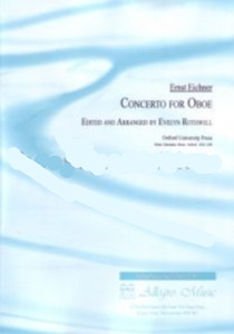 Ernst Eichner: Concerto in C major - oboe & piano