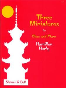 Hamilton Harty: Three Miniatures for oboe and piano