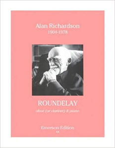 Richardson: Roundelay for oboe & piano