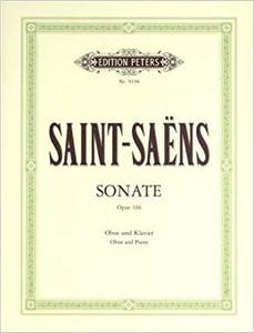 Camille Saint-Saens: Oboe Sonata Op. 166
