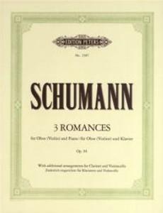 Robert Schumann: 3 Romances Op.94