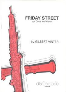 Vinter, Gilbert: Friday Street for oboe & piano