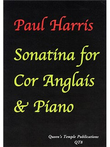 Harris, Paul: Sonatina for Cor Anglais & Piano