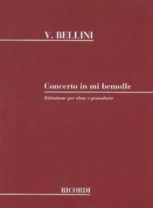 Bellini, Vincenzo: Concerto in Eb major - oboe & piano