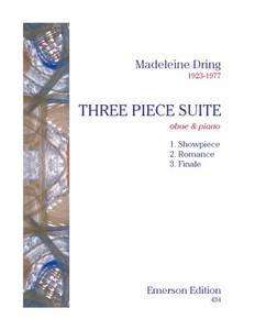 Dring, Madeleine: Three Piece Suite