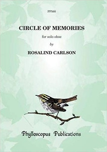 Carlson, Rosalind: Circle of Memories for oboe solo