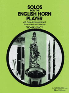 Stacy: Solos For The English Horn Player