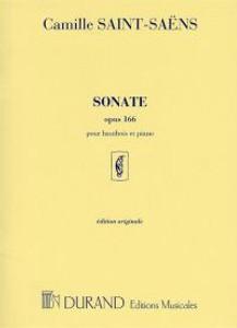 Camille Saint-Saens: Sonata Op. 166 - oboe & piano