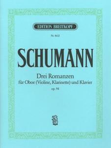 Schumann, Robert: 3 Romances Op. 94