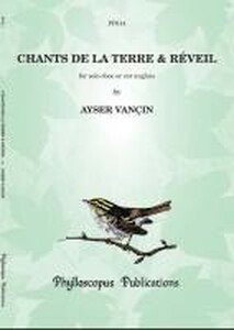 Vancin, Ayser : Chants De La Terre & Reveil (Oboe Solo)