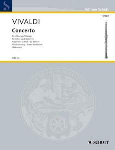 Antonio Vivaldi: Concerto Amin Oboe/Piano