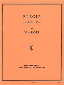 Rota, Nina: Elegia Oboe & Piano