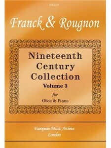 Nineteenth Century Collection for oboe & piano vol.3