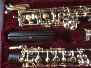 S/H Buffet Greenline Oboe
