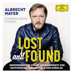 Lost and Found with Albrecht Mayer