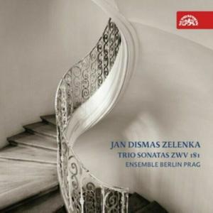 Jan Dismas Zelenka Trio Sonatas ZWV 181