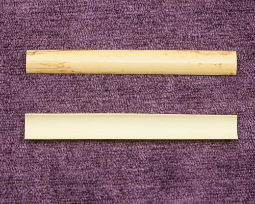 Ke-xun Ge gouged oboe cane (10 pieces)