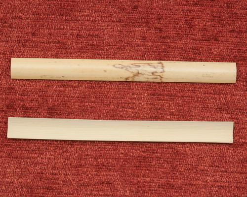 Alliaud gouged cor anglais cane (10 pieces)