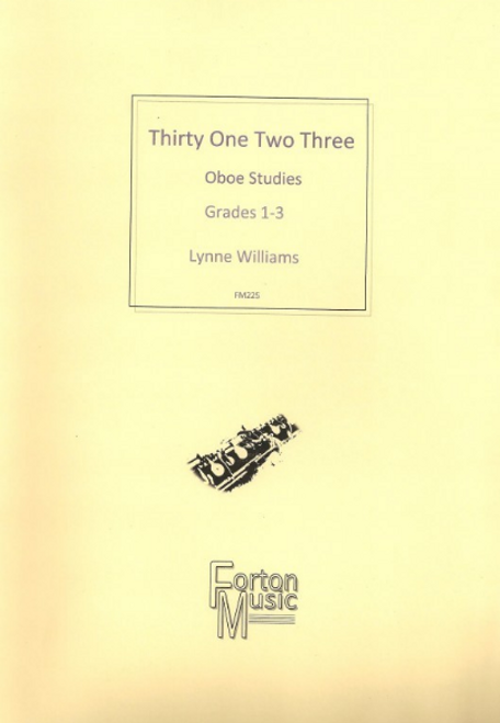 Thirty One Two Three Oboe Studies