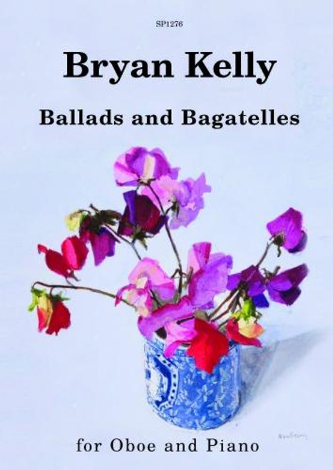 Ballads and Bagatelles for oboe & piano