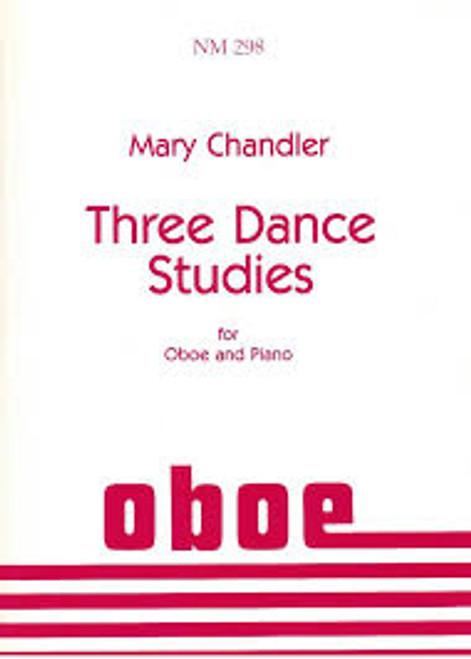 Three Dance Studies for oboe & piano