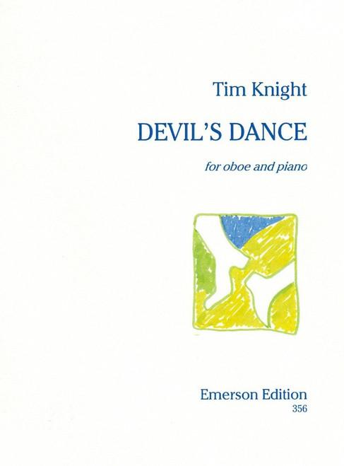 Knight, Tim: Devils Dance for Oboe & Piano