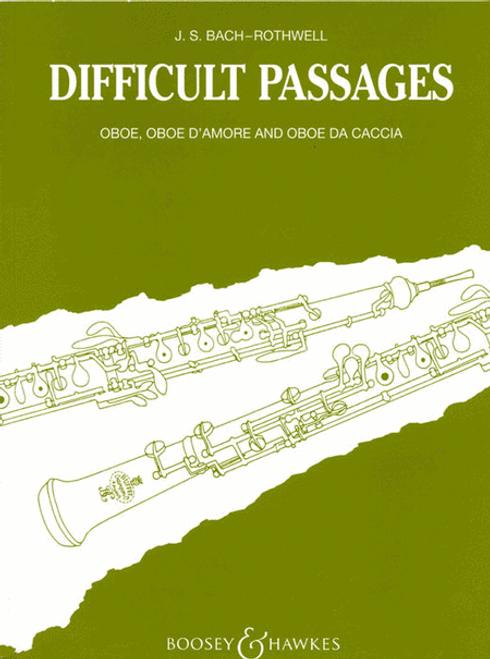 Johann Sebastian Bach: Difficult Passages