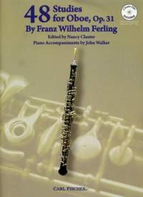 Ferling, Franz Wilhelm - 48 Studies for Oboe