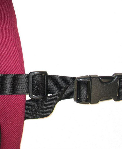 APLX-2  Chest Accessory Belt. (Slide on)
