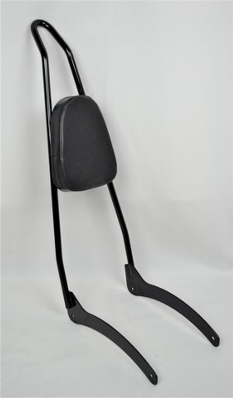"""Indian Scout Punisher Sissy Bar With Pad - 24"""""""