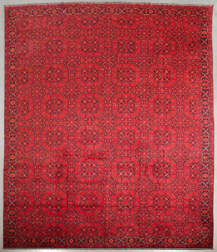 Kundus Mohommadi Tribal Rug (Ref 1299) 591x391cm