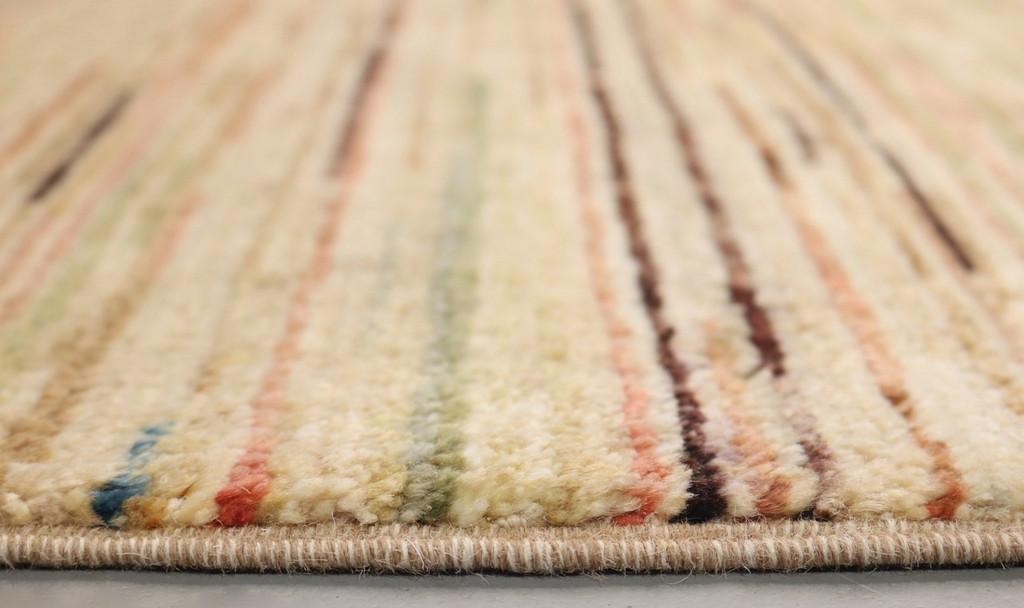 Chobi Linear Vegetable Dye Runner (Ref 835) 394x81cm