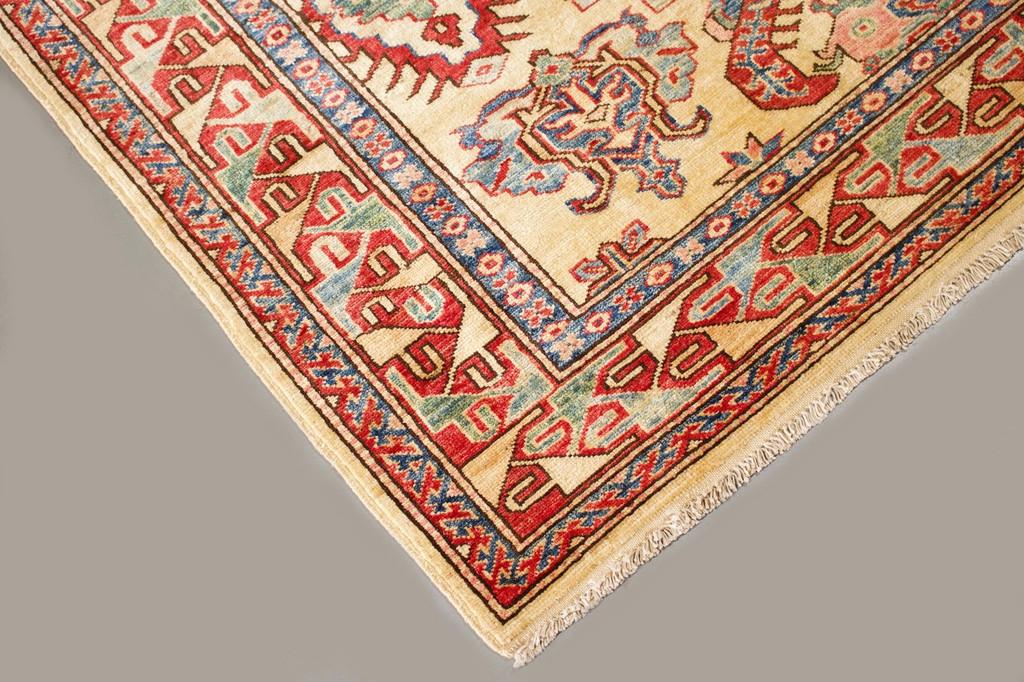 Kazak Farahan Fine Veggie Dye Rug (Ref 41) 195x145cm