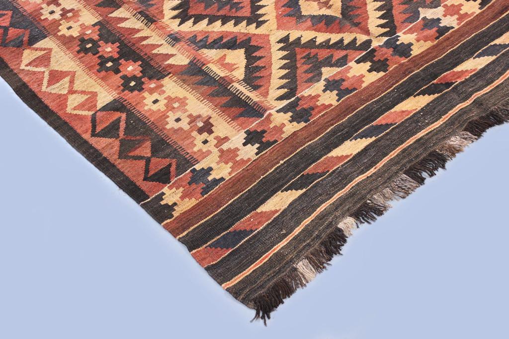 Kyber Mori Vintage Tribal Kilim (Ref 21) 265x155cm