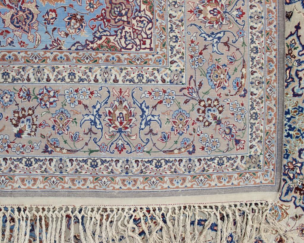 Isfahan Fine Vintage Persian Rug (Ref 19 ) 233x144cm
