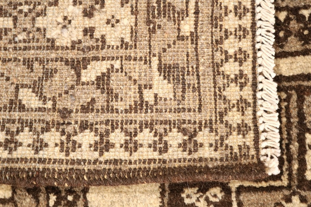 Elephant's Foot Bokhara Tribal Rug (Ref 1151) 293x250cm