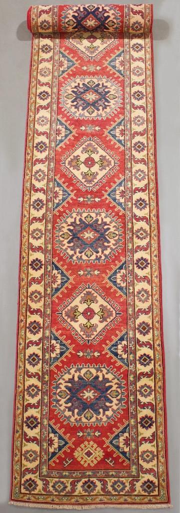 Kazak Veggie Dye Runner (Ref 76565) 582x80cm