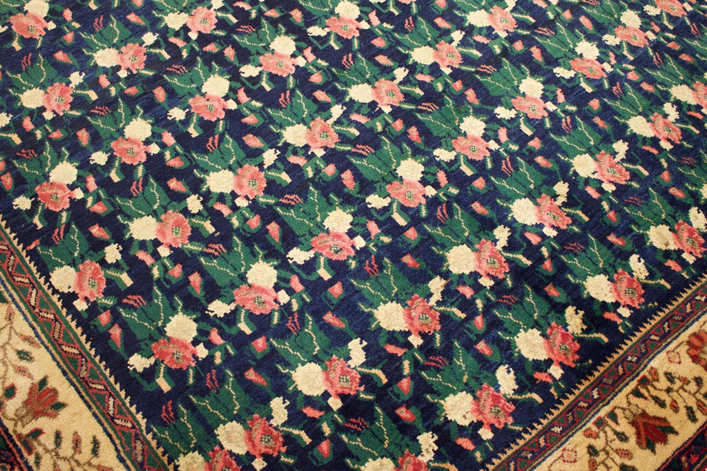 Afshar Vintage Persian Rug (Ref 140300) 261x181cm