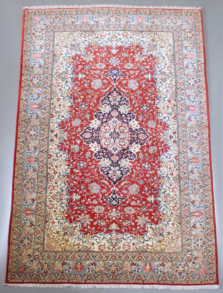Qum Vintage Persian Rug (Ref 407) 325x211cm
