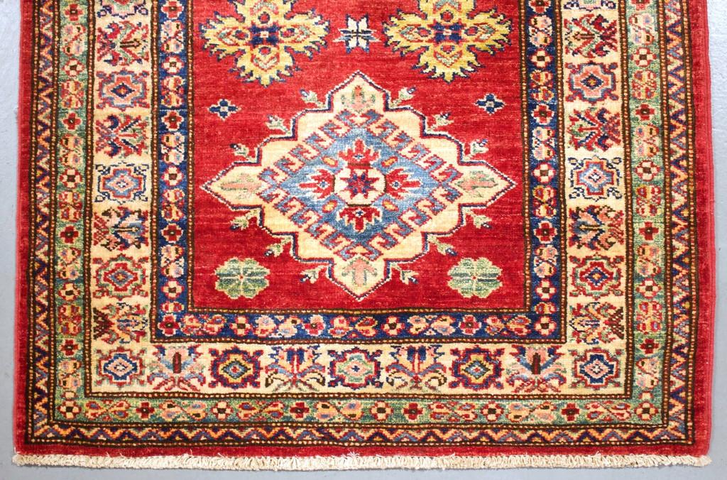Kazak Farahan Veggie Dye Runner (Ref 28) 614x87cm