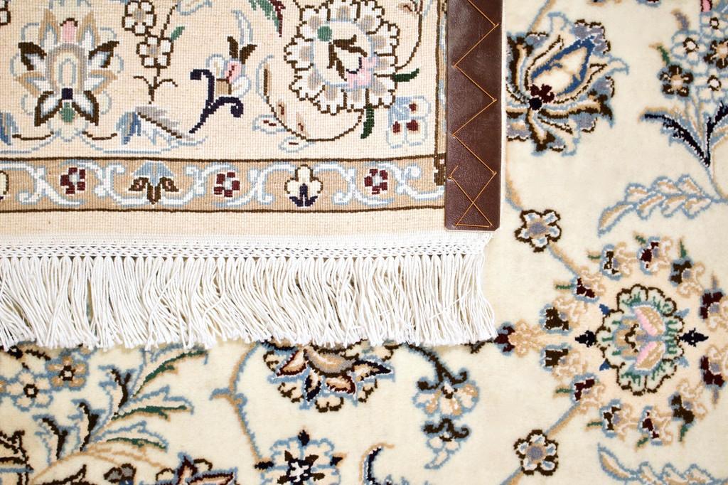 Nain Fine 9la Persian Rug (Ref 6) 214x126cm
