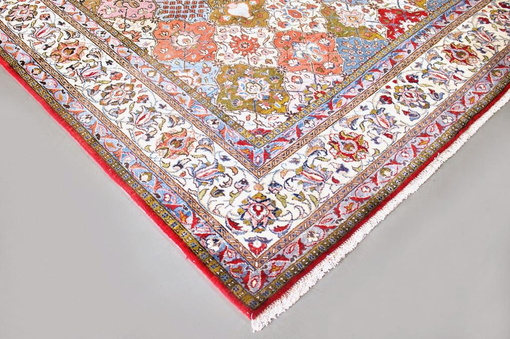 Kashmar Tessellated Vintage Persian Rug (Ref 116) 345x255cm