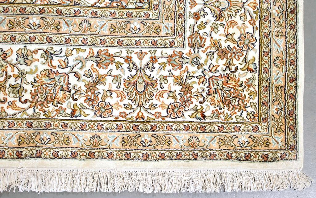 Kashmir Classic Pure Silk Rug (Ref 1272) 307x249cm