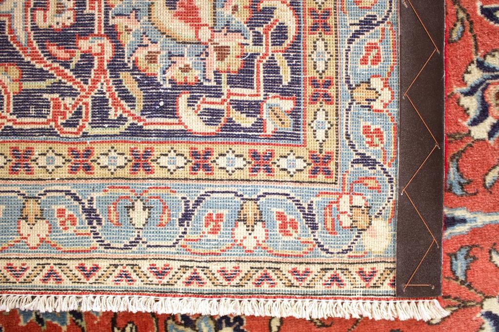 Sarouk Soft Vintage Persian Rug (Ref 2074) 380x275cm