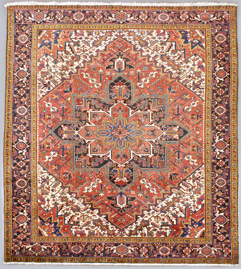 Heriz Vintage Persian Rug (Ref 3135) 327x252cm